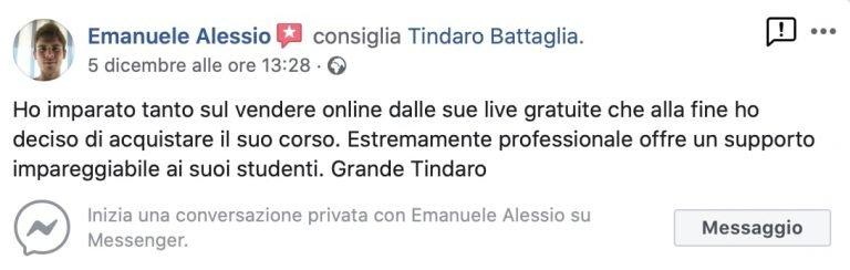 roibook m opinioni emanuele Alessio