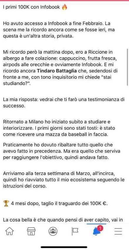 infobook opinioni - 1