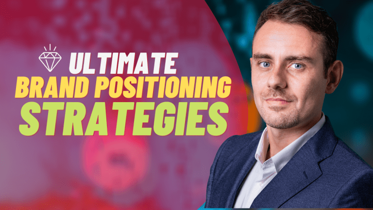 Ultimate Brand positioning strategies