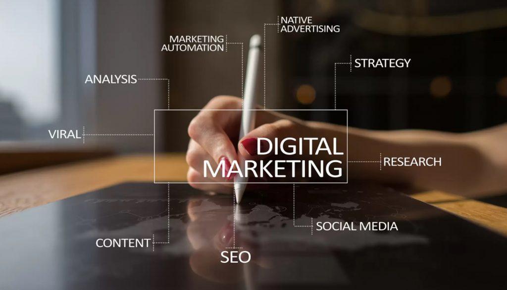 digital marketing significato