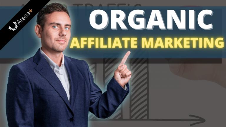 Atena Plus - Organic Affiliate Marketing