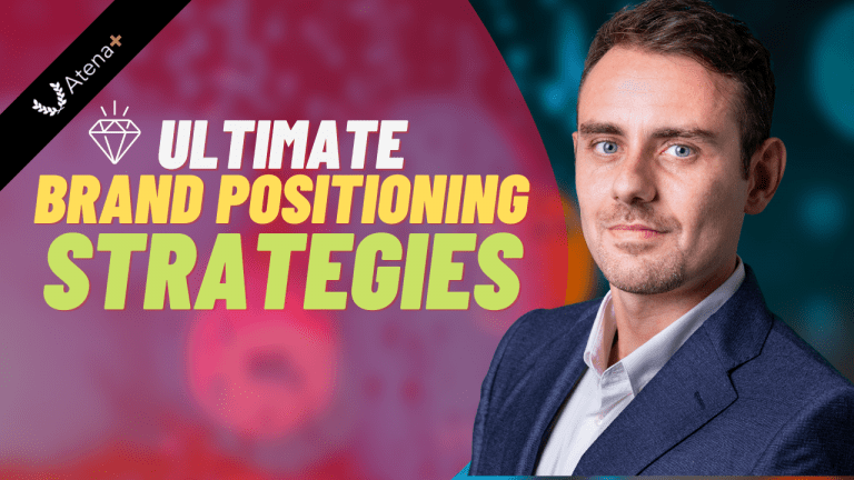 Atena Plus - Ultimate Brand Positioning Strategies