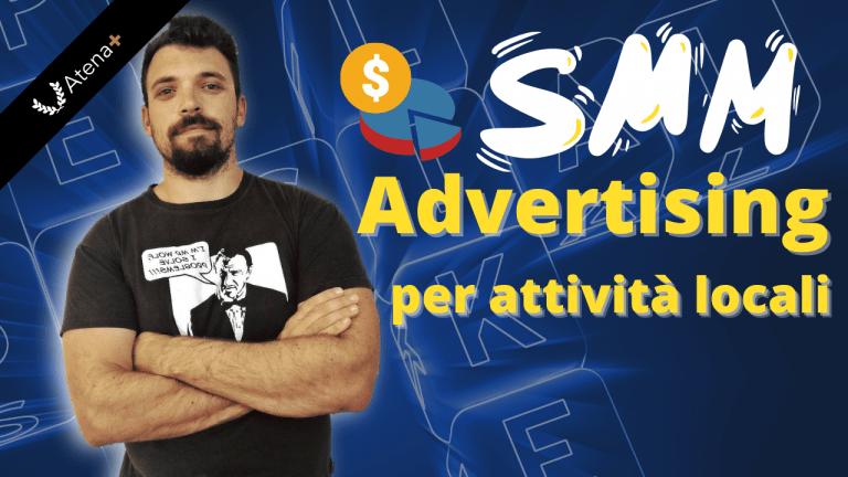 SMM ADVERTISING PER ATTIVITA LOCALI